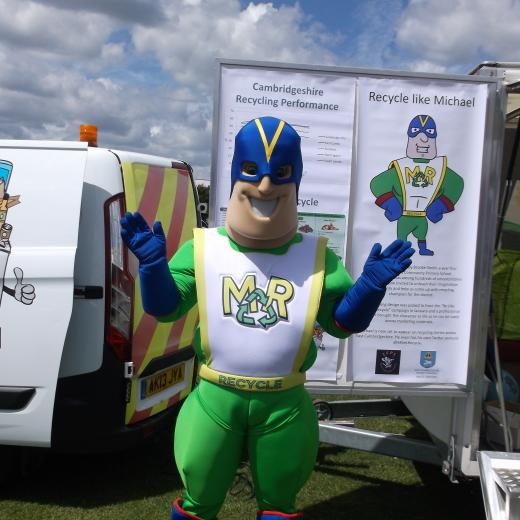 Be like Michael, Recycle