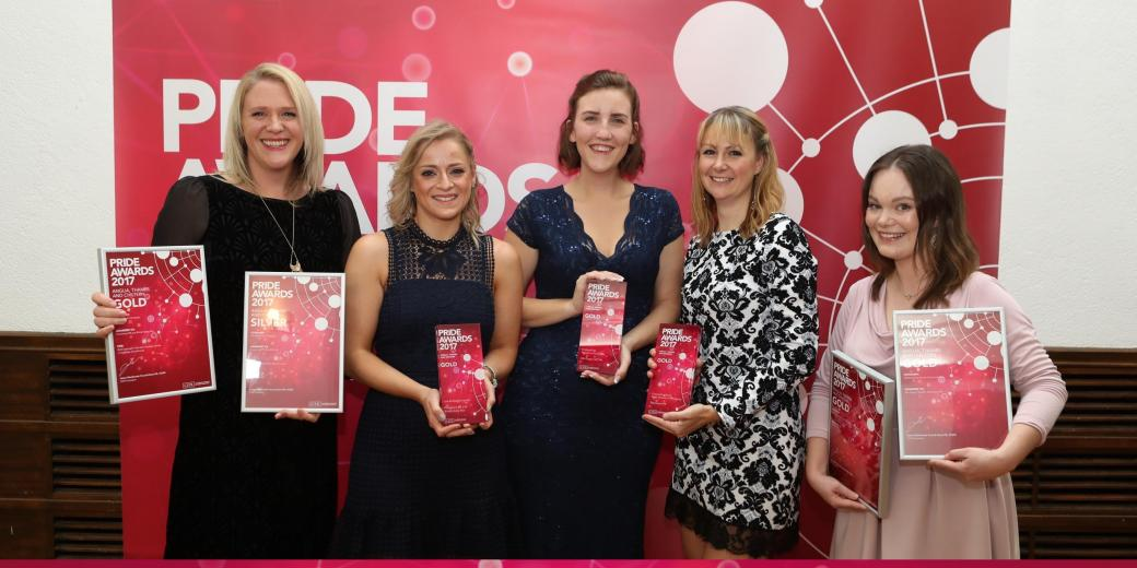 Prominent sweeps the board at CIPR Awards